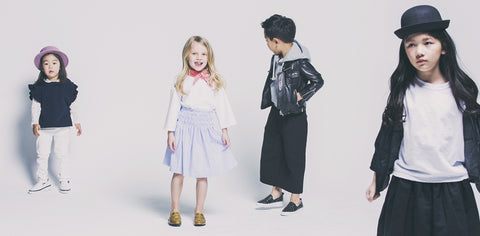 Little Stella Korean Kidswear brand as featured on Little Hotdog Watson blog