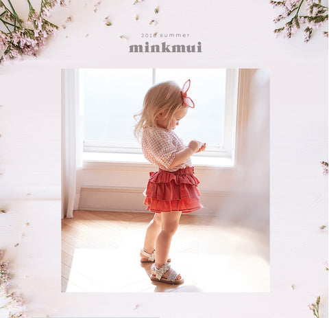 Mink Mui Korean Kidswear brand as featured on Little Hotdog Watson blog