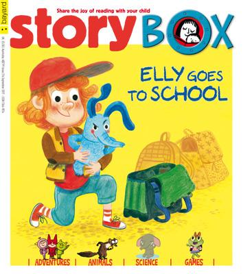 Story Box Magazine for kids as recommended by Little Hotdog Watson blog
