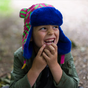 Arctic Cub:  Kids Trapper Hat