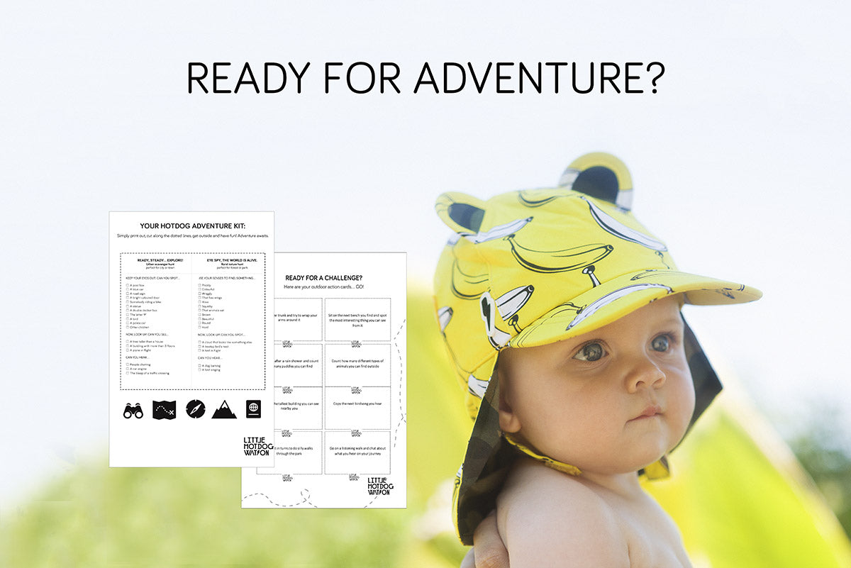 Ready for adventure?