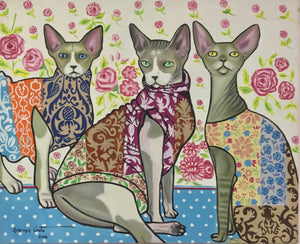 Ademyr Costa - 3 Cats