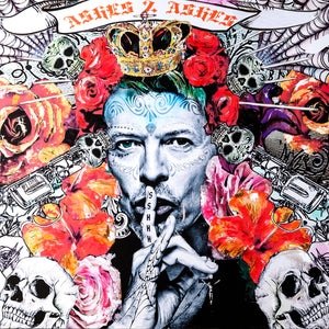 Luciana Caporaso - David Bowie - Ashes to Ashes