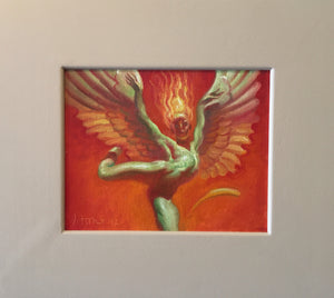 John Asaro  -  The Firebird Ballet