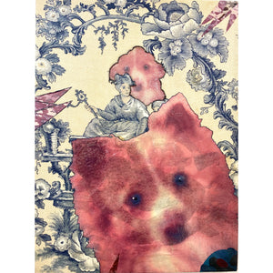 Barbara Strasen - Toile Two Poms