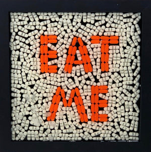 Sahara Novotna  -  Eat Me Pills, 2019