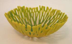 Glenda Kronke - Fused Glass Bowl