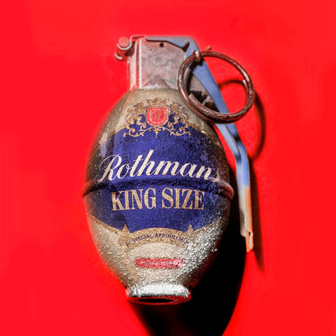 David Krovblit- Rothmans King Size Grenade