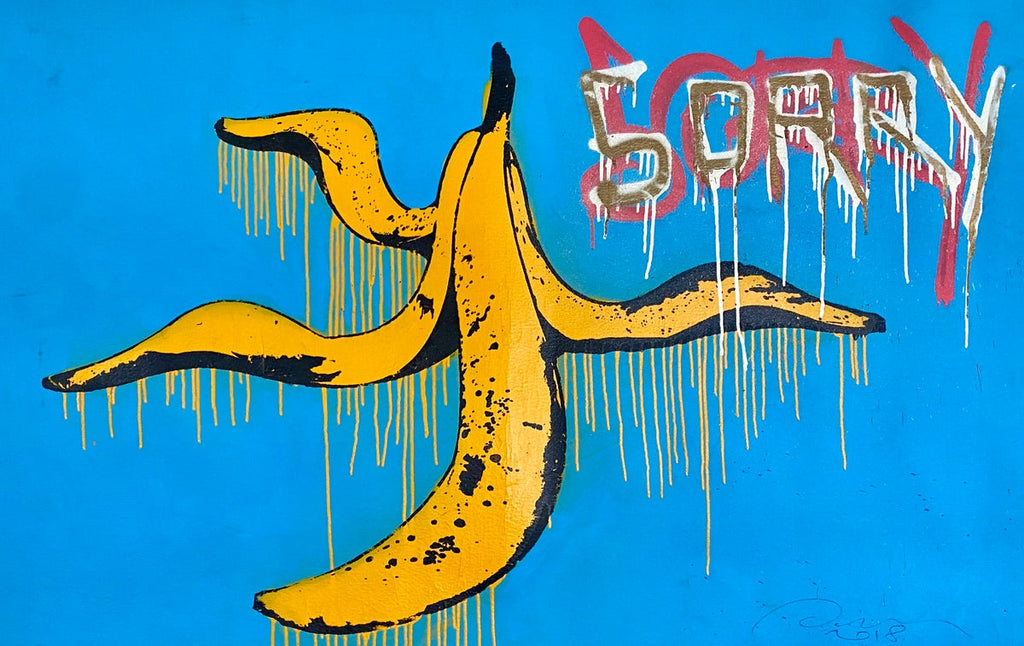 Denis Ouch- Sorry, Big Banana