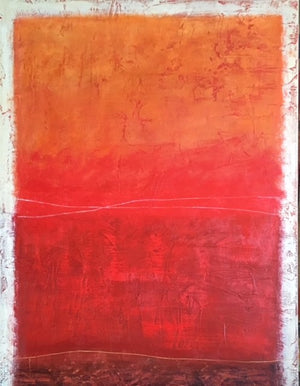 Peggy Hinaekian - High Noon in Red Desert