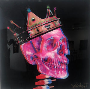 David Krovblit - Pop King Skull