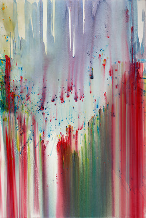 Clara Berta - Rainbow Abstract