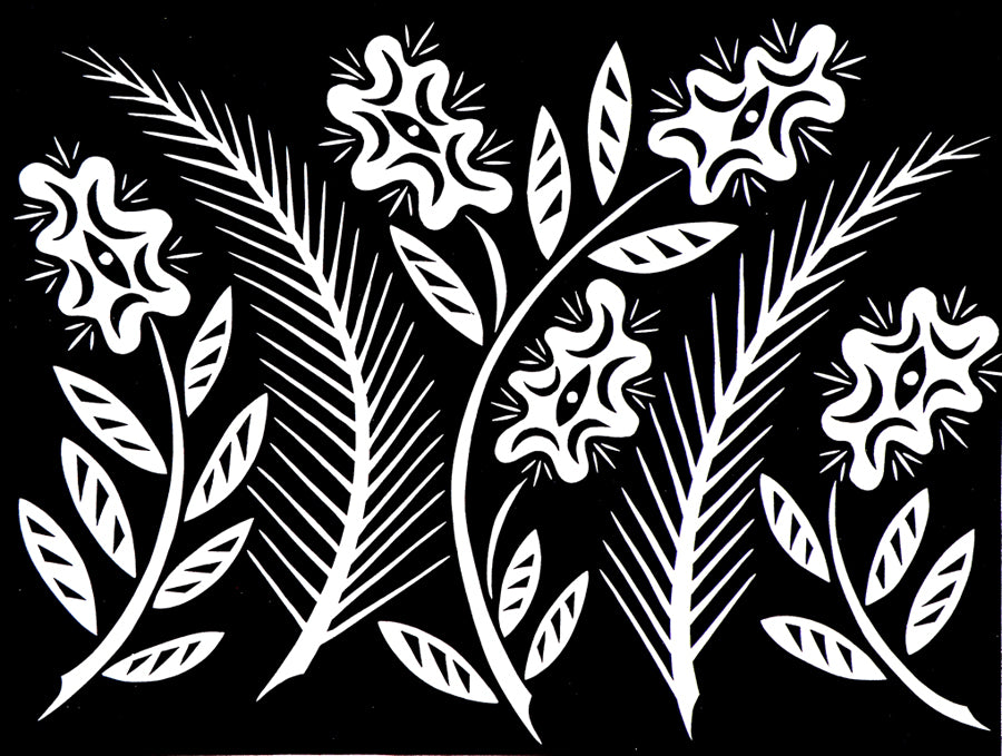 Pierre H Matisse - Ferns with Finesse