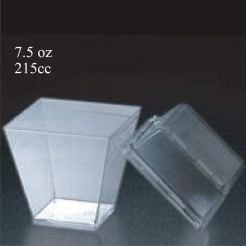 7.5 oz Square Cup Lid
