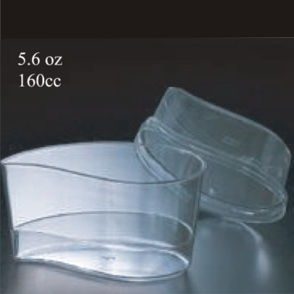 5.6 oz Tear Display Cup Lid