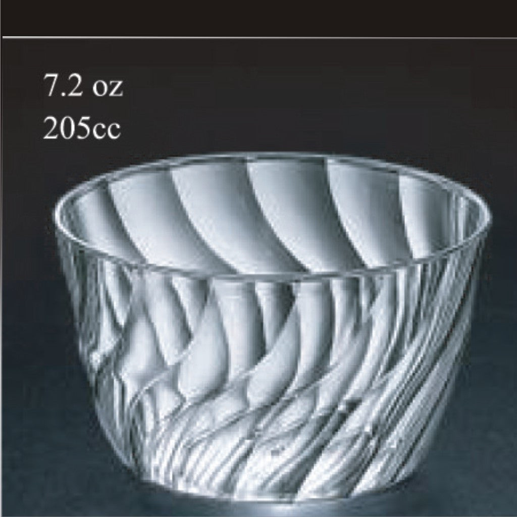 7.2 oz Granvia Wave Display Cup