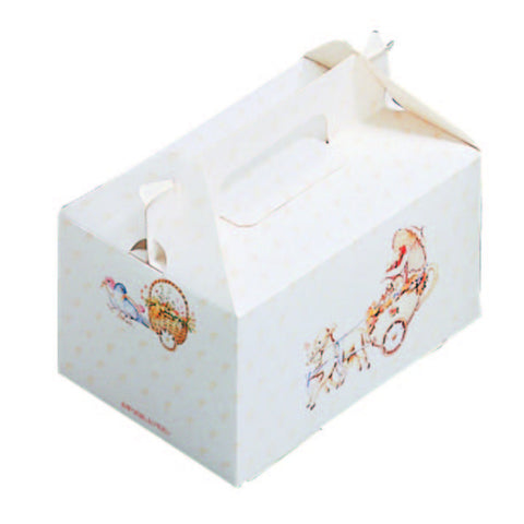 "7 x 9-1/2 x 3-1/2"" Gable Box (HB8)"