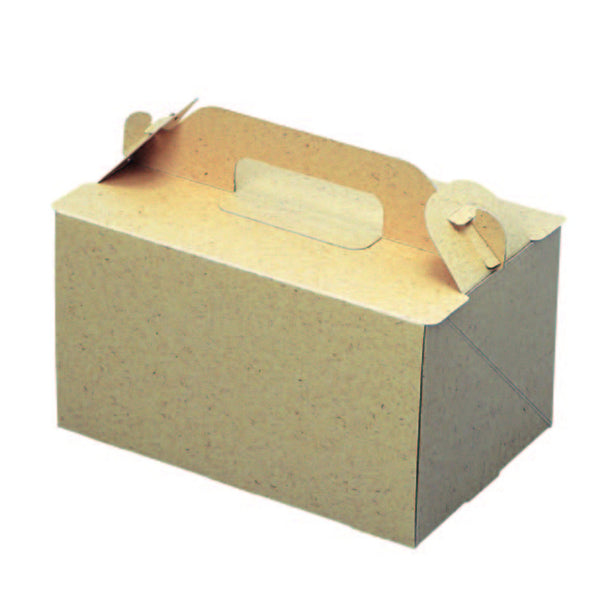 "5-7/8 x 8-1/4 x 4-1/8"" Tall Side Opening Gable Box (HOPL7)"