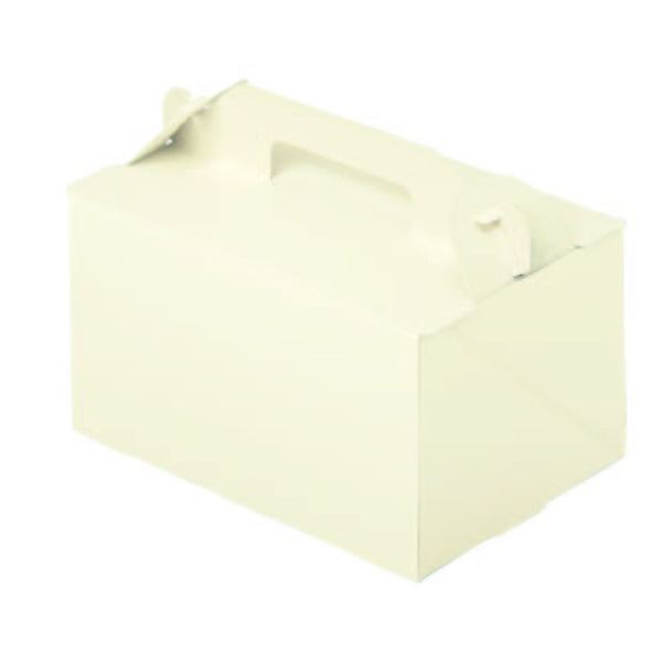 "4-1/8 x 5-7/8 x 4-1/8"" Tall Side Opening Gable Box (HOPL5)"