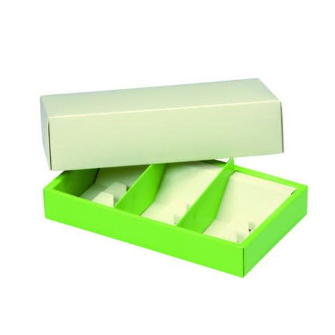9 Cavity Colored Macaron Box Set (MG)