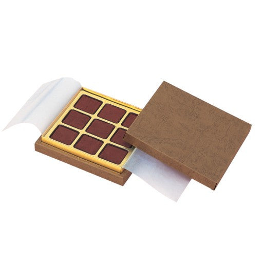 9 Cavity Ganache Chocolate Box Set (NCG)