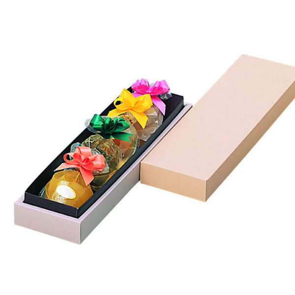 "11-1/4 x 2-3/4 x 2-3/8""  Tea & Cookie Box Set (OK6)"