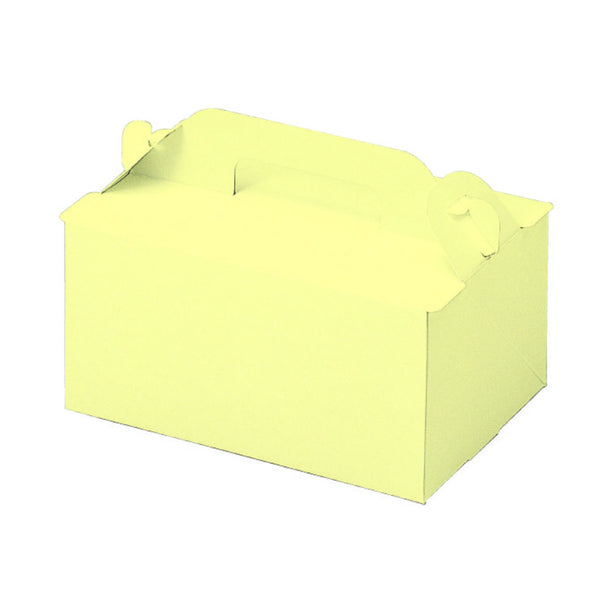 "5-7/8 x 8-1/4 x 3-1/2"" Side Opening Gable Box (OPL7)"