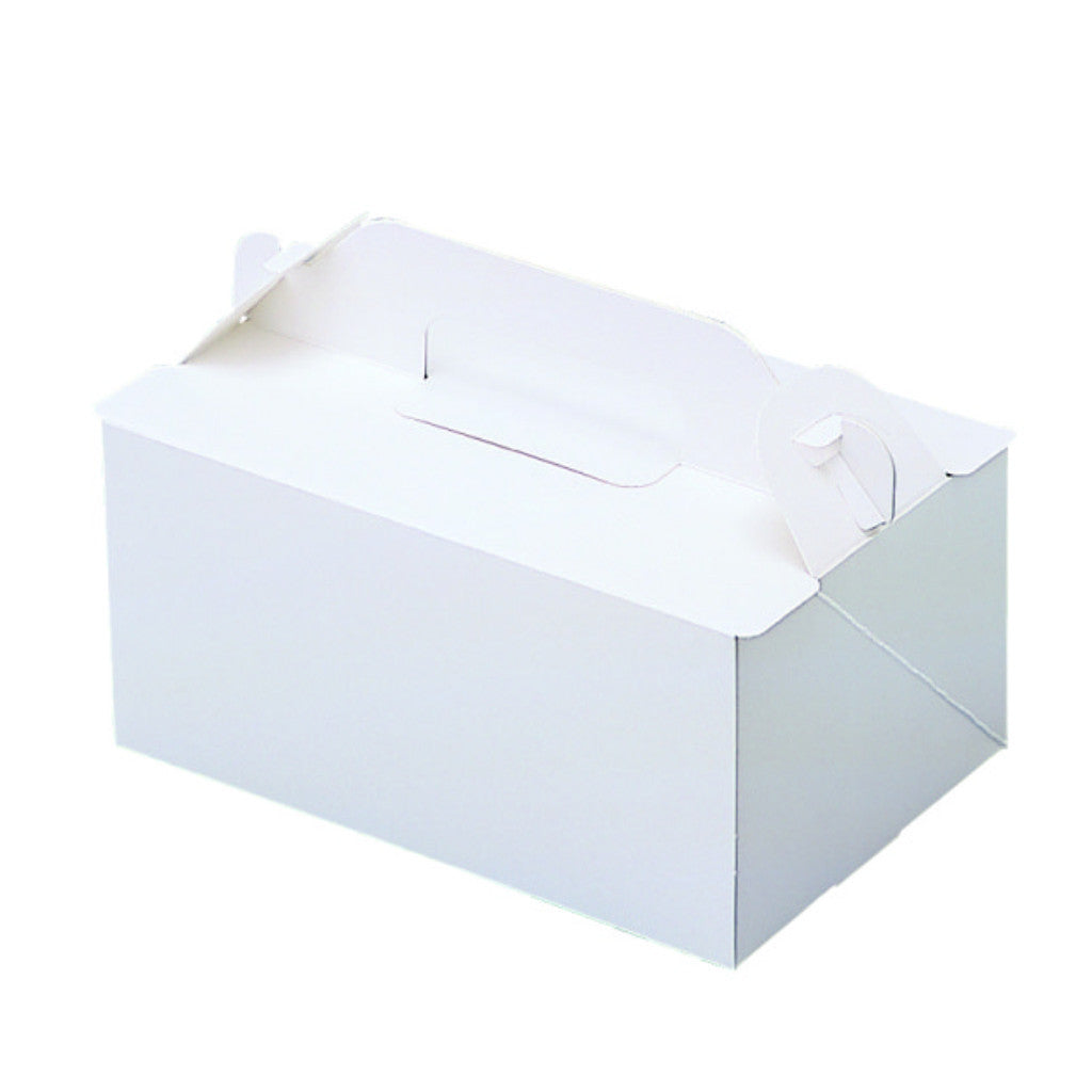 "8-1/4 x 10-5/8 x 3-1/2"" Side Opening Gable Box (OPL8)"