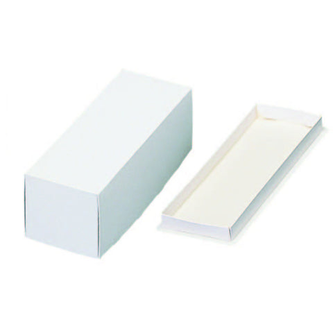 "9-1/2 x 3-1/2 x 3-3/8"" Side Opening Roll Cake Box (RO1)"