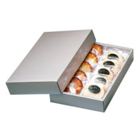 10 Cavity Tea & Cookie Box Set (TTM)