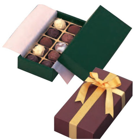 10 Cavity Truffle & Chocolate Box Set (RS)
