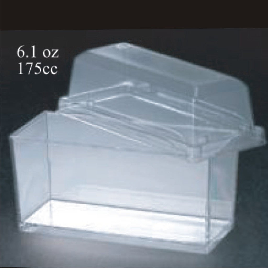 6.1 oz Rectangular Display Cup Lid