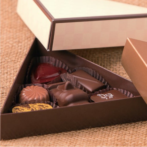 Triangle Chocolate Box Set (TR)
