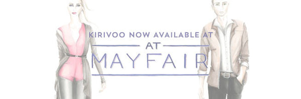 Now Available to Shop on atMayfair
