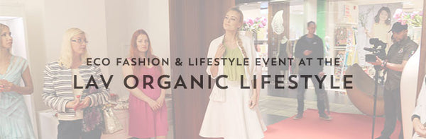 Meet-up @ LAV Organic Lifestyle Store