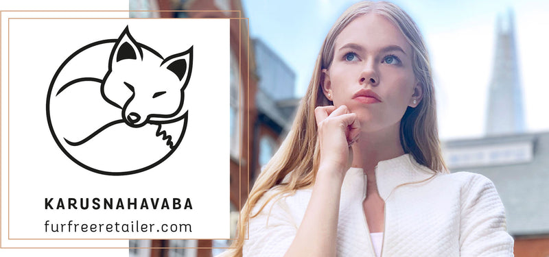 KiRiVOO Joined the Fur Free Retailer Program