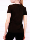 Black Organic Blend T-shirt BASIC