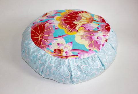 Summer Florals- Crystal Infused Cushion