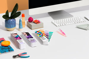 Pantone 2015-004s Solid-to-Seven set extended gamut graphics pms formula guide colour lifestyle
