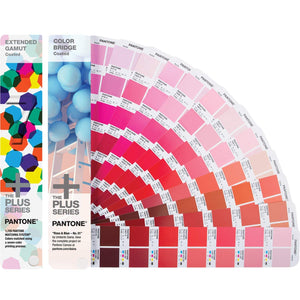 Pantone Bridge to Seven Guide Extended Gamut Set 2015-005S fan guide open product image