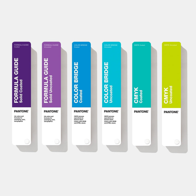 Pantone Essentials Six Guide Set GPG301A product image