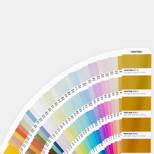 Pantone Metallics Guide Coated GG1507 product image detailed