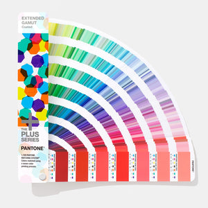 Pantone Plus Extended Gamut Guide GG7000 product image open fan
