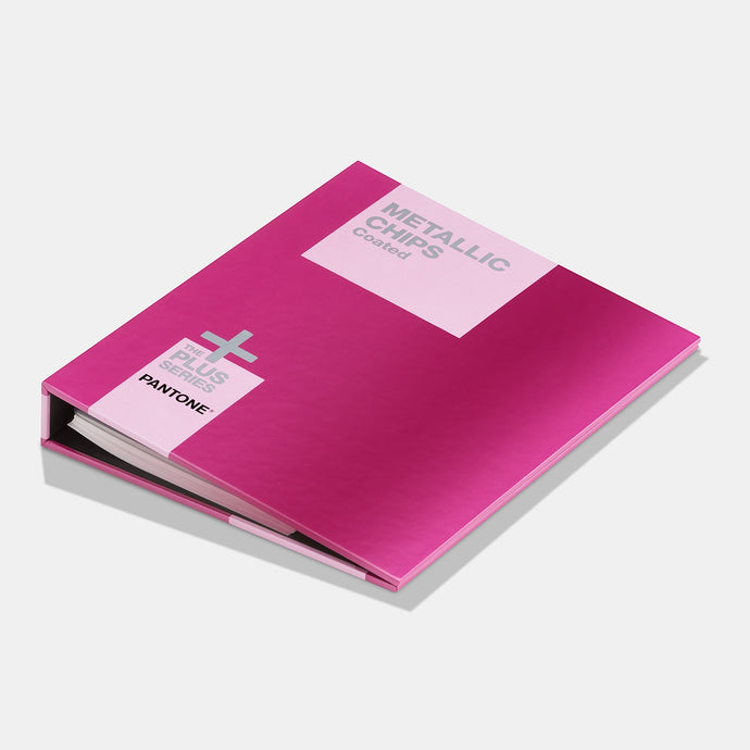 Pantone Metallic Chips Coated GB1507 closed binder product image