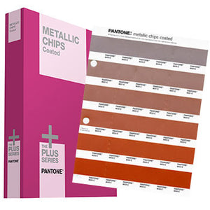 Pantone plus metallic chips coated GB1507 product image