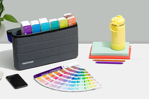 Pantone Portable Guide Studio GPG304A on worktop lifestyle image