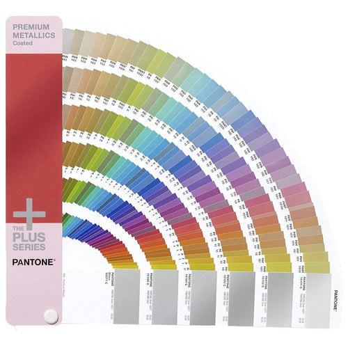 Pantone Plus Premium Metallics Guide Coated GG1505 product image