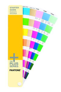Pantone Plus Starter Guide Solid Coated Uncoated GG1511 fan guide product image