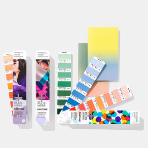 Pantone Solid to Seven Guide Set extended gamut 20015-004s product image