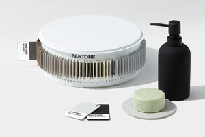 Pantone Tints and Tones Plastic Standard Chips Collection PTTC100 with PG-405C chip out